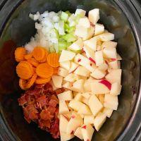 Crock Pot Potato and Bacon Soup