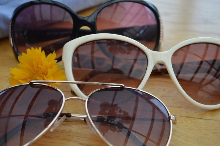 Summer Skincare, Makeup and Fashion Essentials - Sunglasses