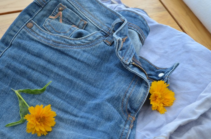 Summer Skincare, Makeup and Fashion Essentials - Denim Shorts