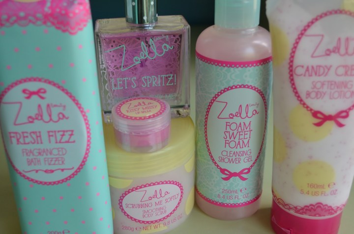 Review: Zoella Beauty Range: Tutti Fruity