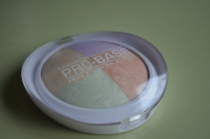 Review: MUA Pro-Base Concealer Powder