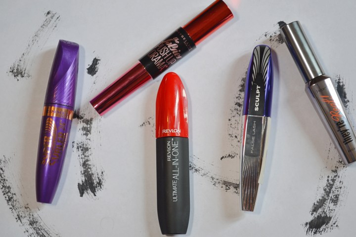 My Top 5 Favourite Mascaras
