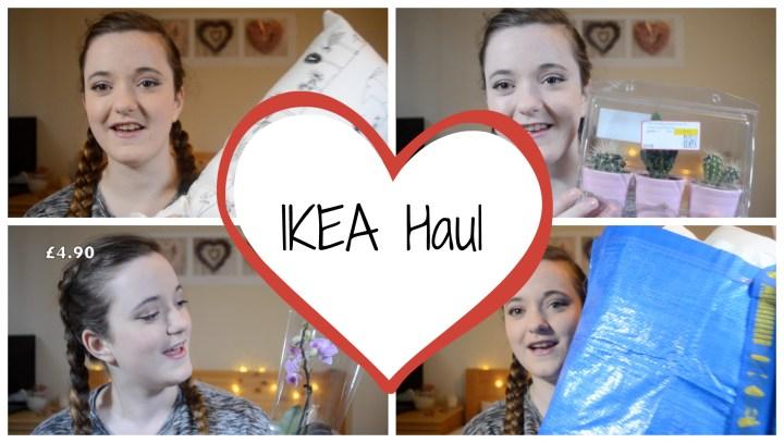 IKEA Haul | YouTube Video