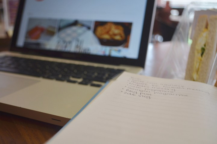 Blogging at University | Tips and Tricks