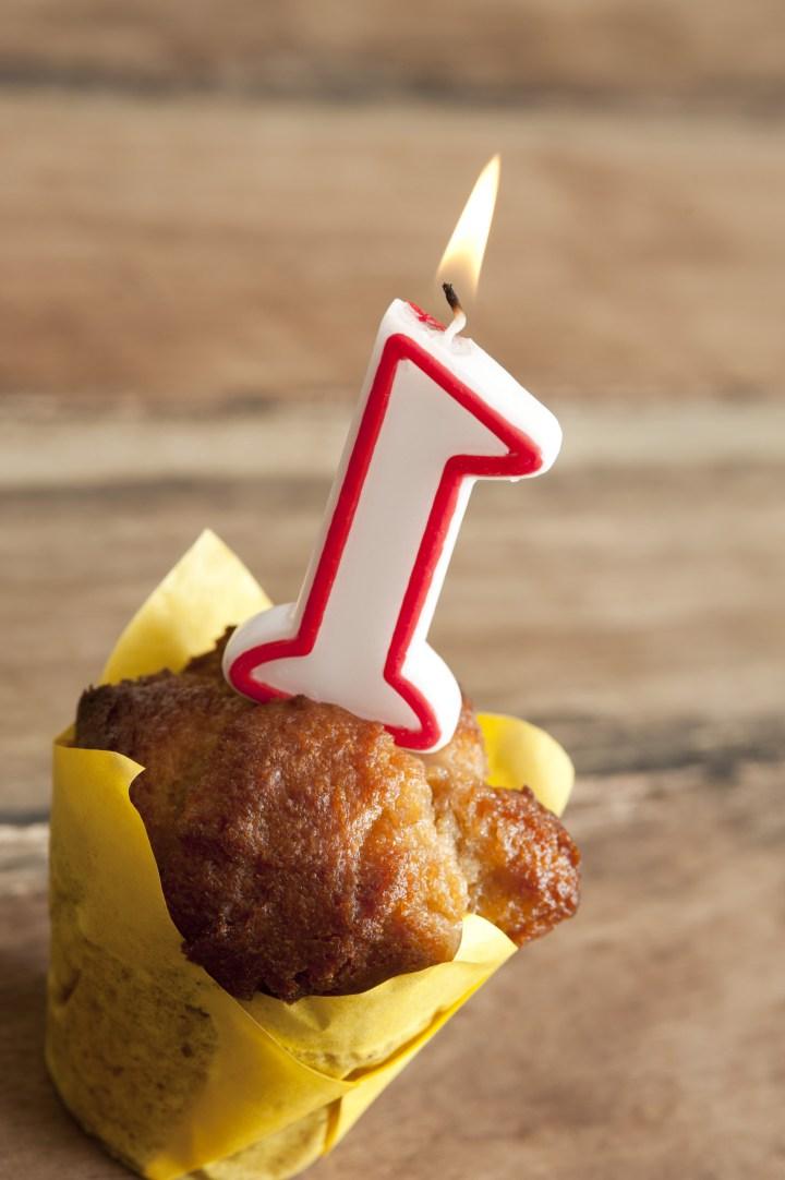 My Blog's 1st Birthday!!