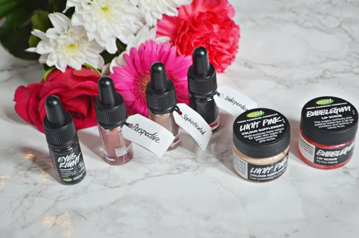 Review | Lush Makeup