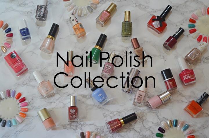 (Ridiculously Huge) Nail Polish Collection