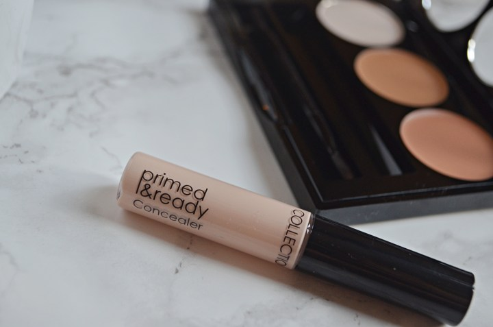 Collection Prime & Ready Concealer Kit Review