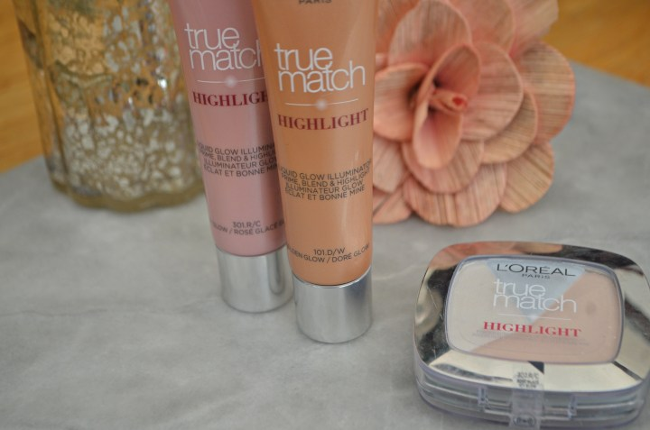 L'Oreal True Match Highlighters Review