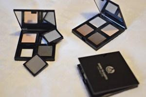 Review | Body Shop Down To Earth Eye Palettes