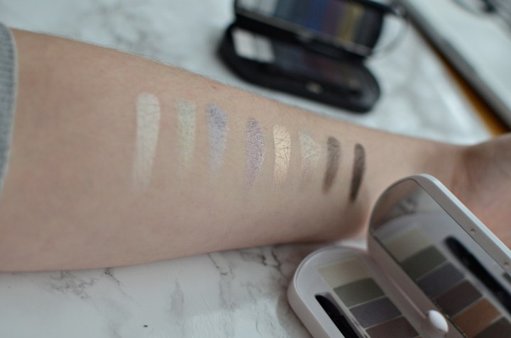 Review | Bourjois Le Smoky & Les Nudes Eyeshadow Palettes