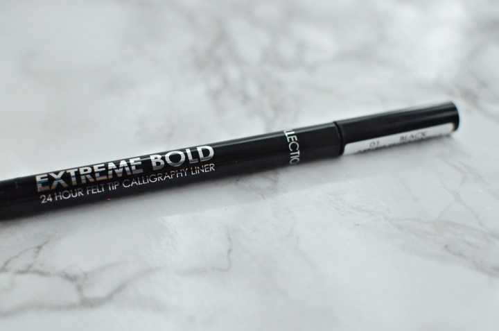 New | Collection Extreme Bold Calligraphy Liner
