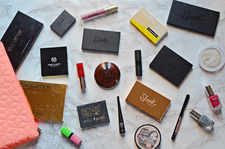 Cruelty Free Makeup Favourites