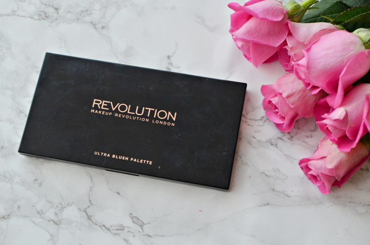 Review | Makeup Revolution Blush Palette
