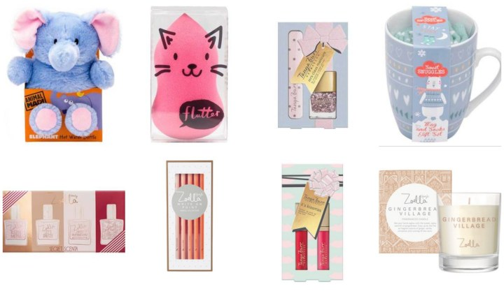 Stocking Fillers | Presents for Her Under £15