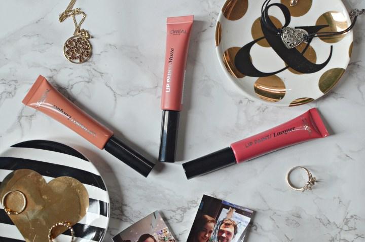 New: L'Oreal Lip Paints