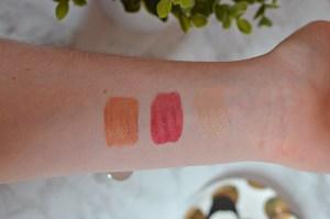 MUA Luxe Velvet Metallic Matte Lip Laquer Review & Swatches
