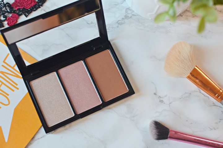 Collection Highlight, Blush & Bronze Palette Review