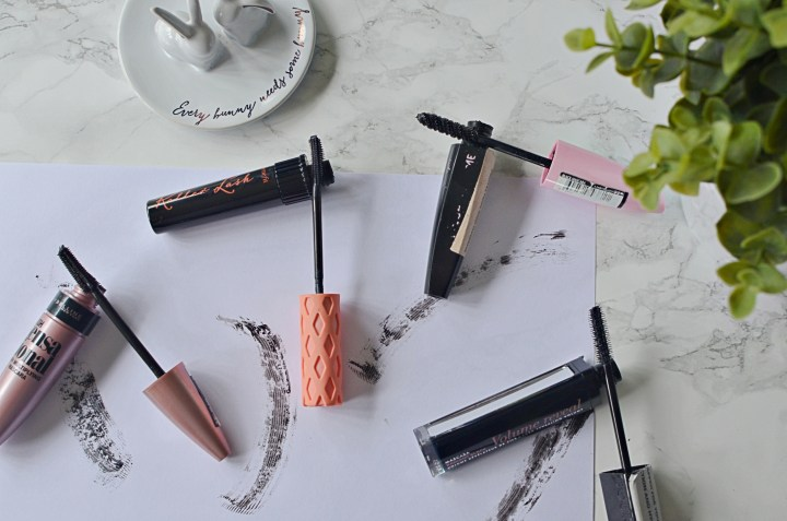 Top 4 Mascaras EVER!
