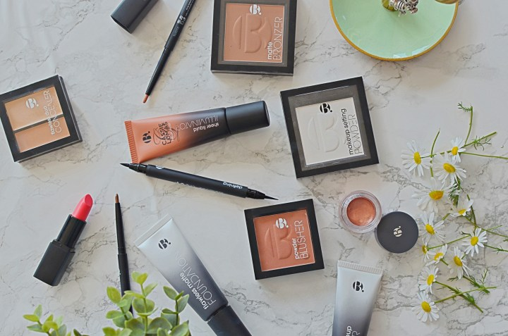 Superdrug's B. Cosmetics Makeup Line Review