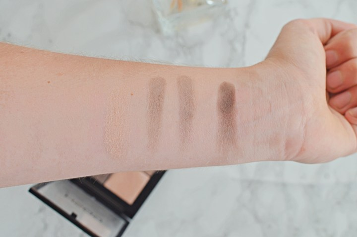 Review | GOSH Eye Xpression in Back To Nature and Swatches