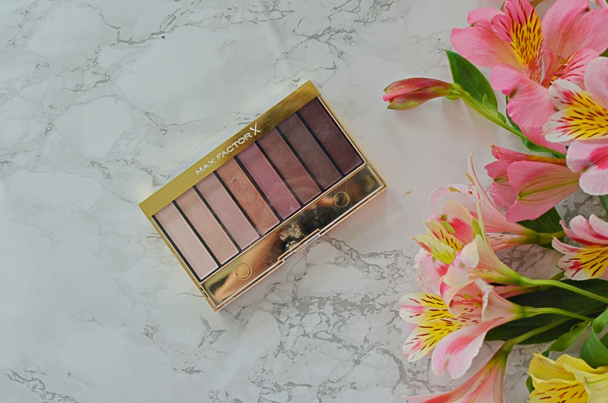 MAX FACTOR | Masterpiece Nude Palette Contouring Eye