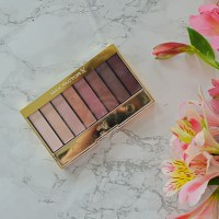 Review | Max Factor Masterpiece Nude Palette in Rose Nudes