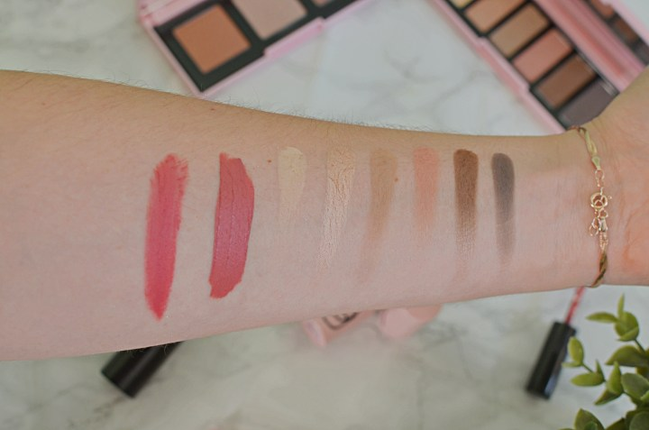 ASOS Makeup Line Review and Swatches