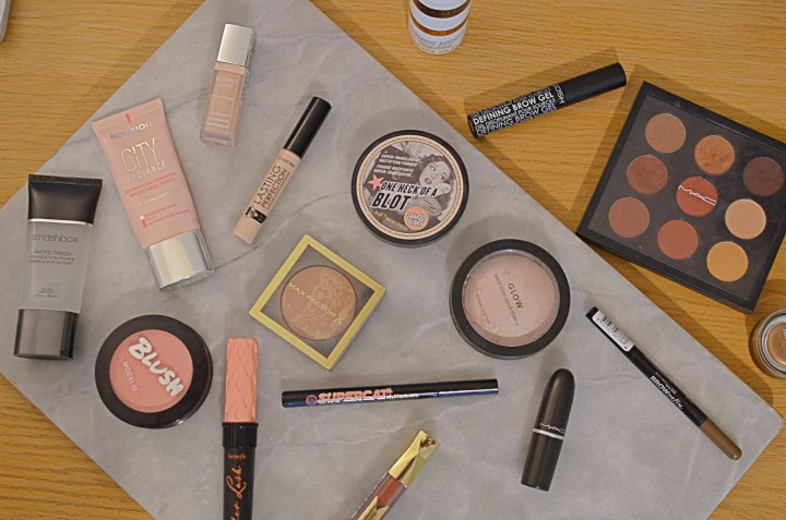 Holy Grail Makeup Items 2017
