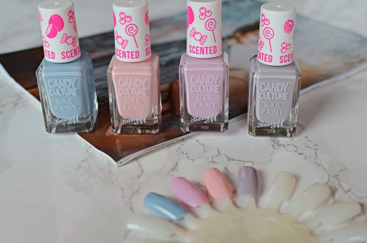 Barry M Scented Nail Polishes 1