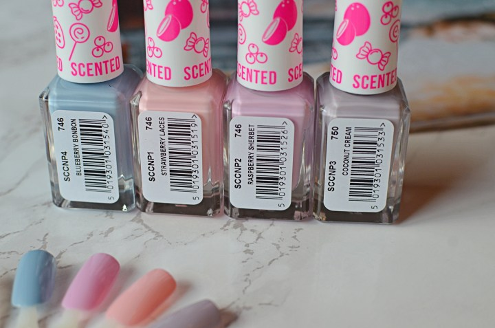 Barry M Scented Nail Polishes 4