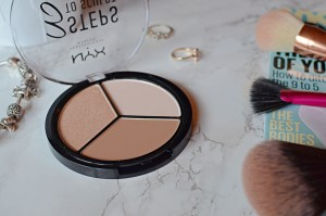 NYX 3 Steps to Sculpt Review