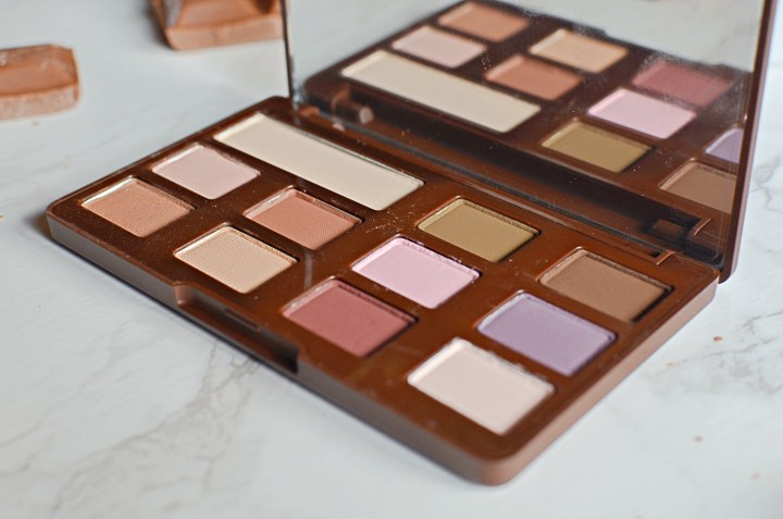 Review | Too Faced Matte Chocolate Chip Palette