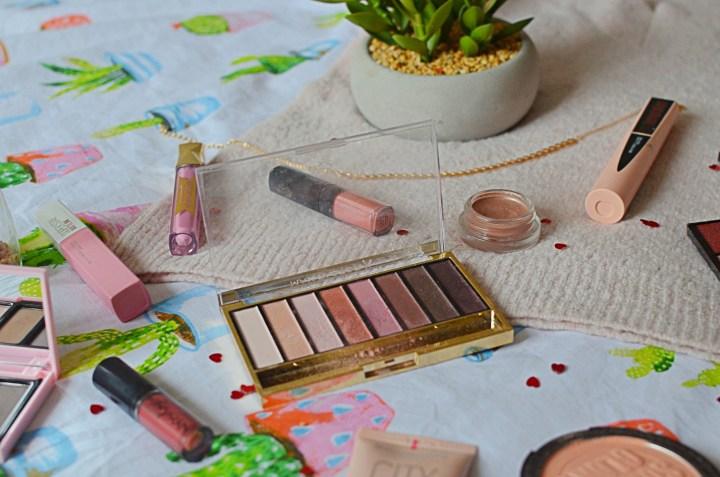 Pink Makeup 1