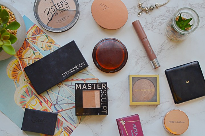 My Makeup Collection | Bronzers