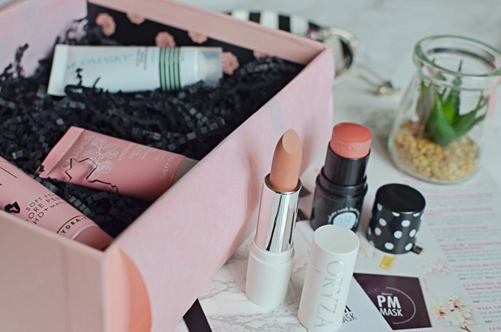 Glossybox March 18 3
