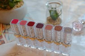 L'Oreal Paris Color Riche Shine Lipstick Review