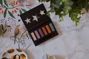 Collection Glam Crystals Eyeshadow Palette Review