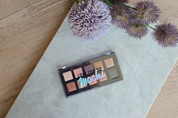 NYX I Love You Mochi Palette Sleek and Chic Review