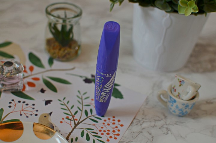 Rimmel Scandal Eyes Wow Wings Mascara Review