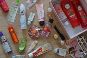 Product Empties September 2018