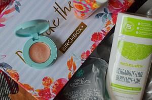 Birchbox Beauty Subscription Box | October 2018
