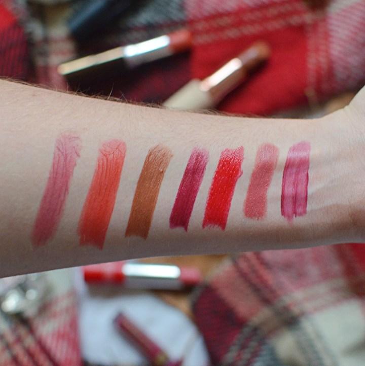 Week In Lipstick Oct 4
