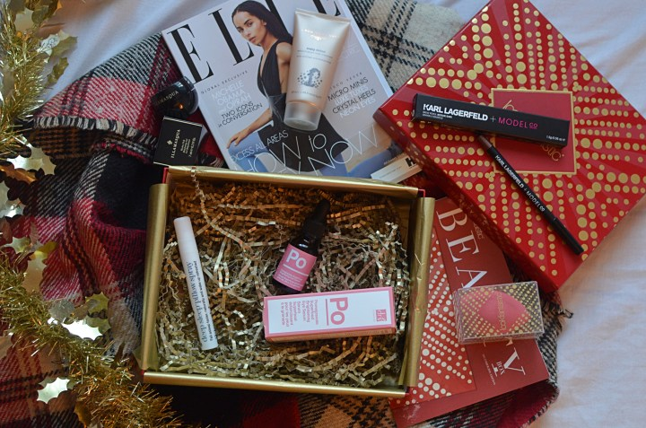 Look Fantastic Beauty Subscription Box | December 18