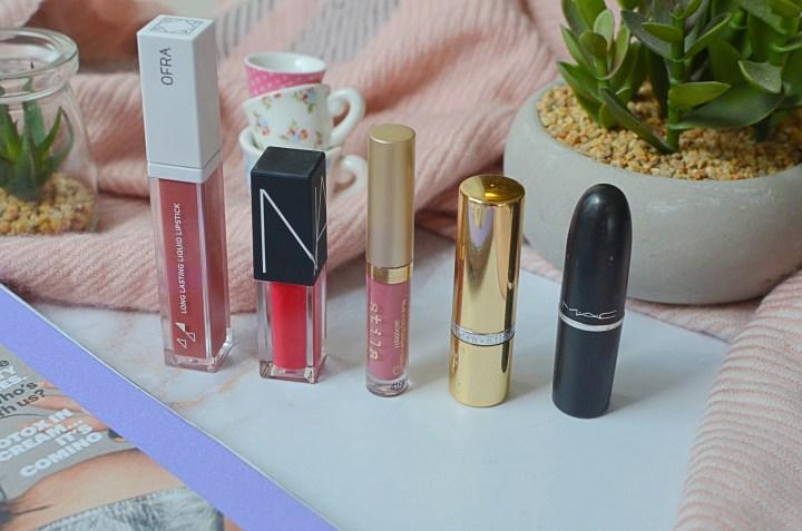 5 High End Lipsticks