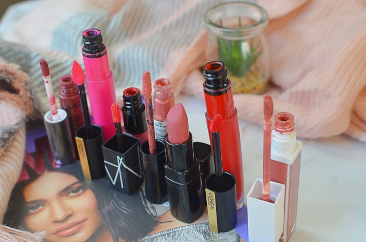 Lipsticks of the Month March 1