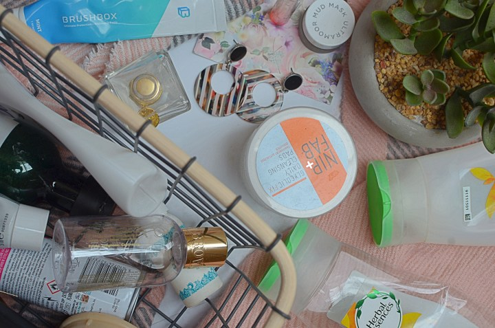 March Empties 1