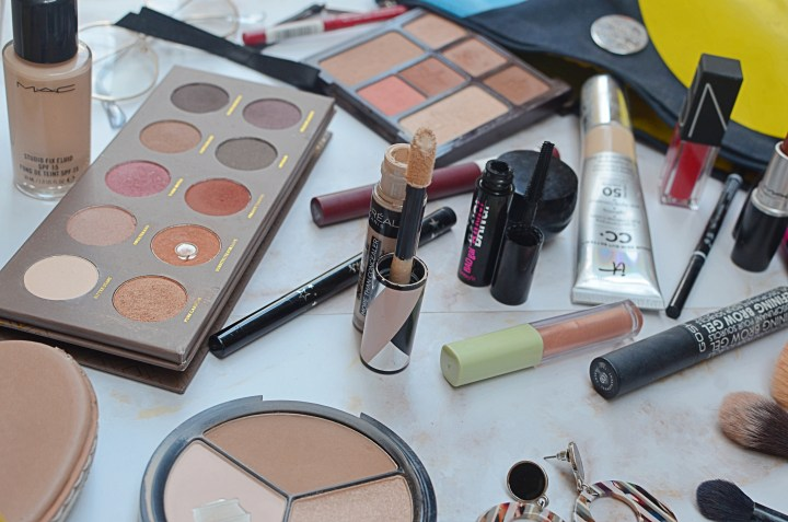 Holiday Makeup Bag 3
