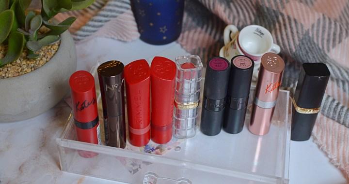 Lipstick Declutter 11