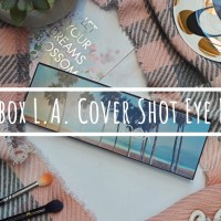 Review | Smashbox L.A. Cover Shot Eye Palette